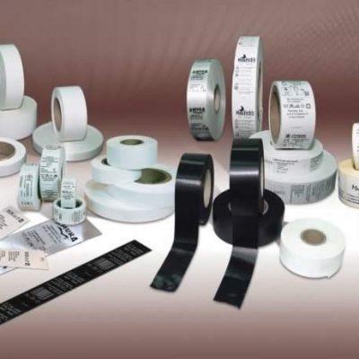 etiquetas soportes textiles