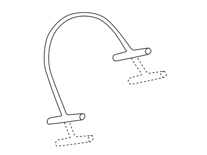 Plastic Staple & Elastic Staple