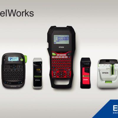 Gama de etiquetadoras Epson LabelWorks